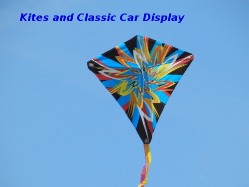 Kites & Classic Car Display - Sunday September 17th 2017